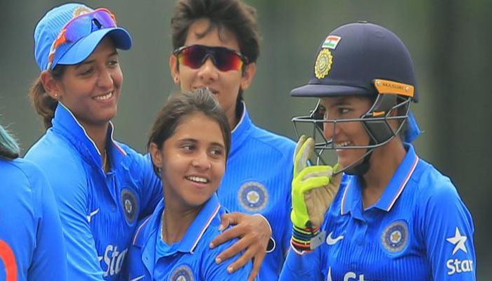 Women Cricket: Indias thrilling 5 wicket win over England