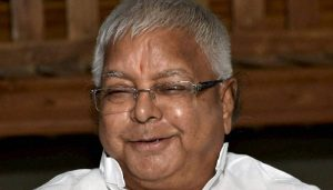 Now, Lalu-Rabri themselves plunge into the 'ghostly' exchange