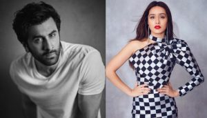 Shraddha excited to be working with Ranbir Kapoor in Luv Ranjan's next