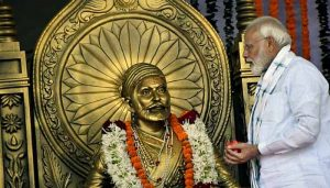 """Raut dubs book comparing Shivaji with PM Modi as """"insulting"""""""