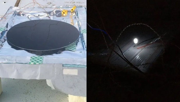 Anti-Solar Panel: A Device That Generates Electricity From Darkness!!