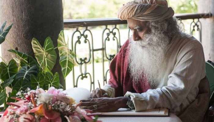 Spiritual leader Sadhgurus new book on death will hit the stands on....