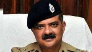 Senior IPS officer Sujit Pandey takes charge as Lko Police commissioner