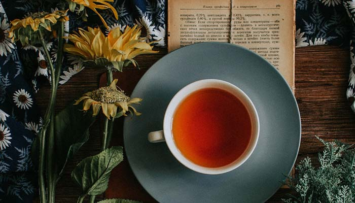 Drinking tea does not harm you instead leads to a longer and healthier life