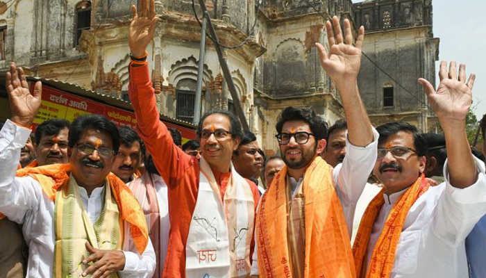 CM Uddhav Thackeray to visit Ayodhya on completion of 100 days in power