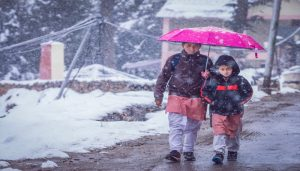 Winters: Meteorological Department issues Snowfall Alert in Kashmir