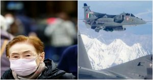 Coronavirus: IAF aircraft brings back 76 Indians, 36 foreigners from China