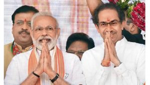 Uddhav Thackeray to meet PM Modi Today after BJP-Sena breakup