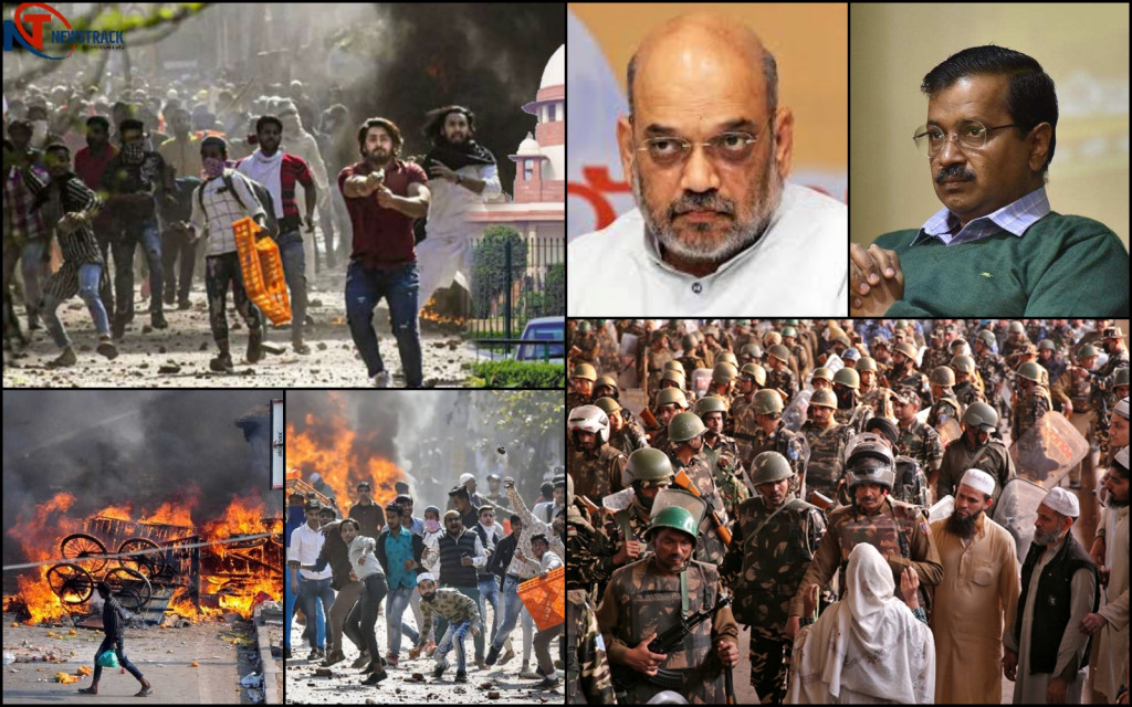 #Live Delhi Riots: Alarming situation in Capital of Nation