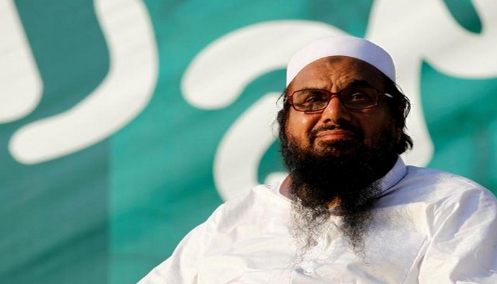 A Pakistan court convicts Hafiz Saeed for 11 years in terror financing cases