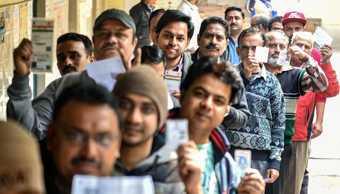 Assembly polls: 3 minority-dominated seats witness highest voter turnout in Delhi