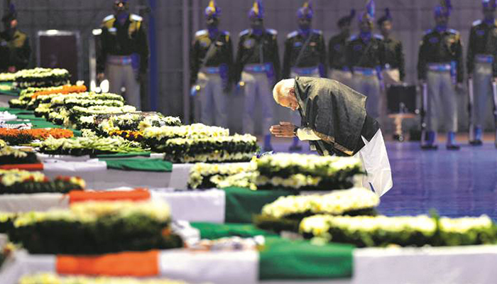 Pulwama Attack & Indias revenge of martyrdom of its Soldiers within 12 days