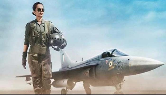 Kangana Ranaut begins her journey for Tejas; Movie to hit the floors in March 2021
