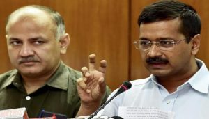 AAP Minister's OSD arrested just before Delhi Election