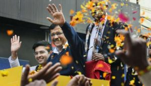 It is victory of people of Delhi who considered me their son: Arvind Kejriwal