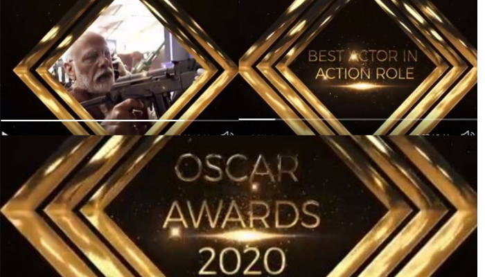 Oscar 2020: Congress awarded PM Modi for best action, nominated Sitharaman for Comedy