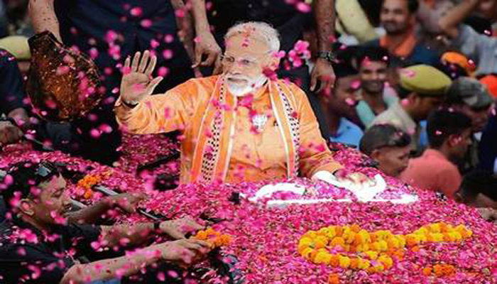 PM Modi to arrive Varanasi Today; To inaugurate widened Highway stretch