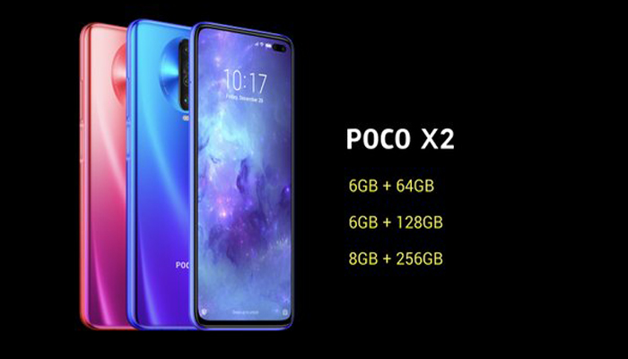 Xiaomi POCO X2 launched in India, Check price and Features