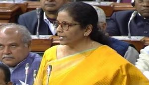 Budget 2020 Live: FM Sitharaman Proposes Kisan Rail through PPP model