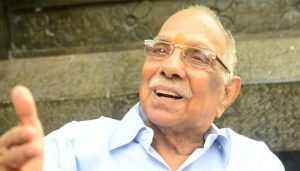 Veteran RSS 'Pracharak' P Parameswaran passes away at 91