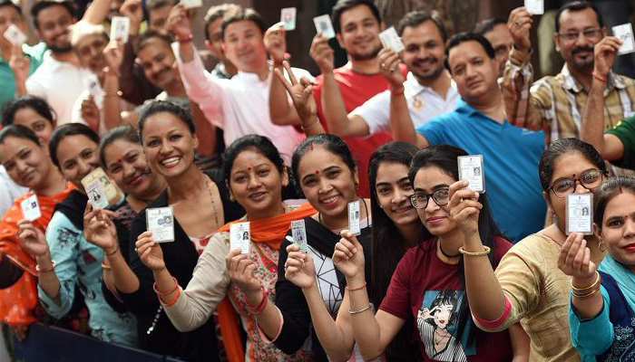 Battle for Delhi: Voting begins amid tight security
