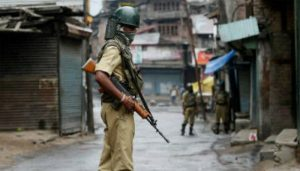 Three militants killed in encounter in Kulgam