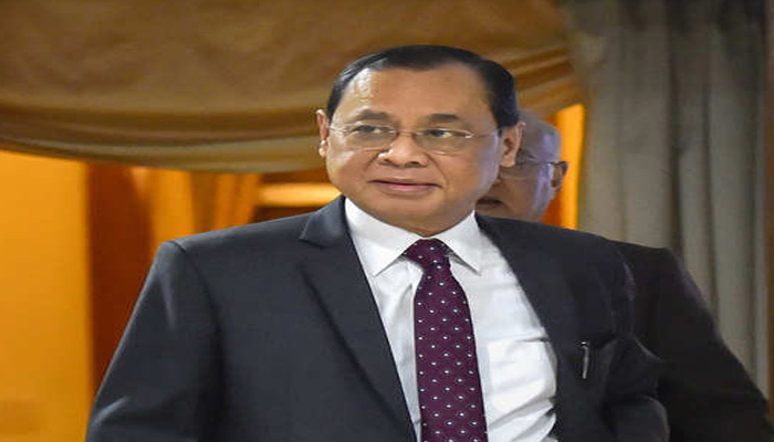 Ex CJI Ranjan Gogoi said, will answer every question after taking oath