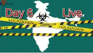 LIVE Lockdown: Death toll mounts 37 and 1,223 Corona infected in India