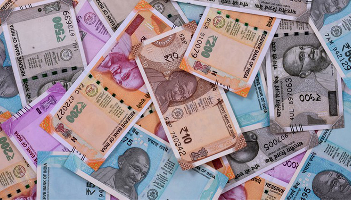 Rupee reclaims lost ground, spurts 36 paise in mid-session