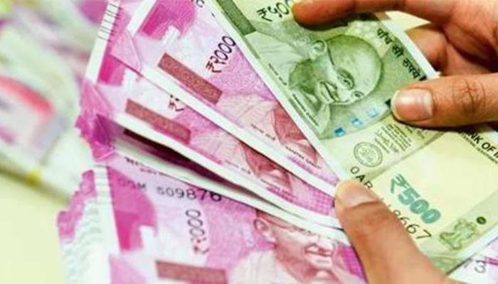 Rupee slides 65 paise against USD to 73.99 on growth concerns