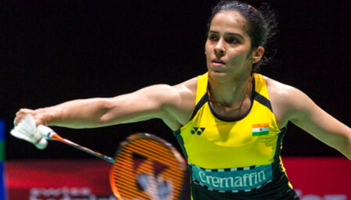 Players safety compromised for financial reasons by continuing All England last week: Saina