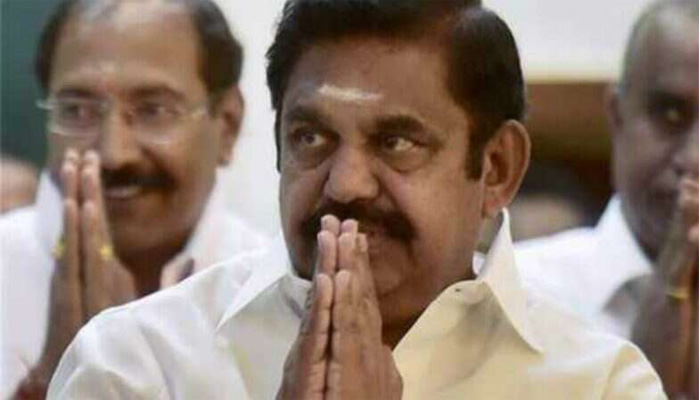 TN CM announces Rs 1,000 to ration card holders and auto drivers