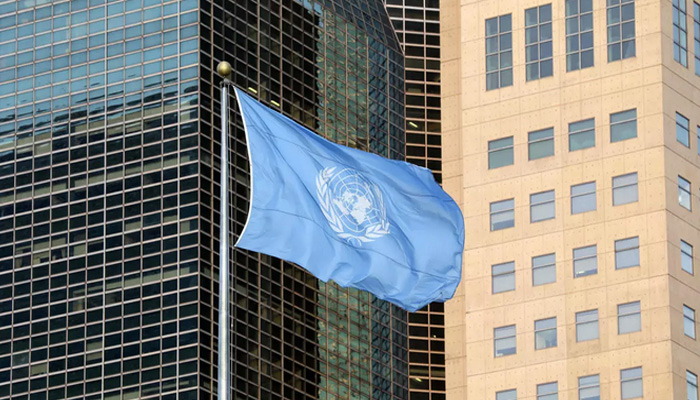 In a 1st, UN Security Council adopts 4 resolutions remotely