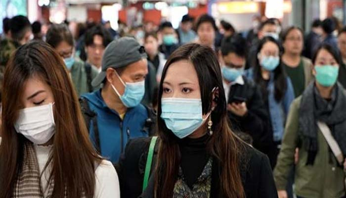 China reports just 1 new domestic virus case, 20 more imported