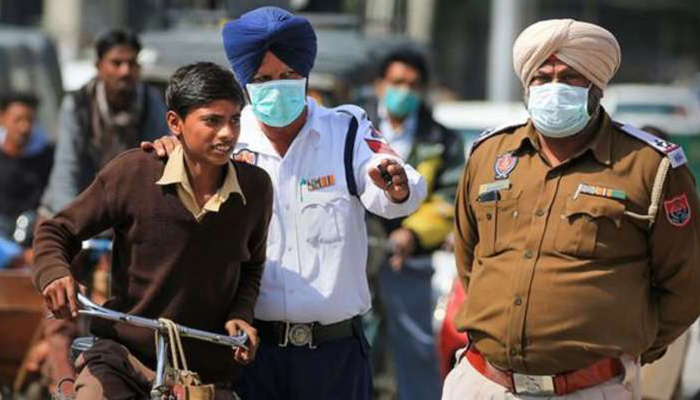 3 more positive cases of coronavirus in Punjab; total six patients in state now