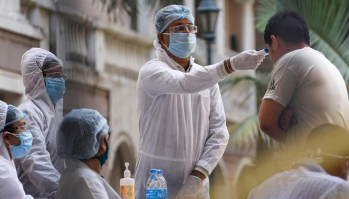 Restrictions to contain coronavirus threat continues in Kashmir