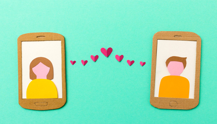 Long phone chats to find the right one: COVID-19 changes rules of dating game