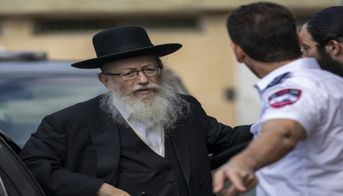 Israels health minister has virus, top officials to isolate