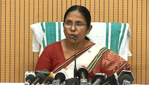 COVID-19: Not yet time to be completely relieved, says Kerala Minister Shailaja