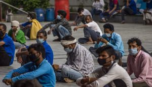 Lockdown: UP MLA launches web portal to help stranded migrants