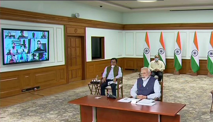 PM to have video call with cricket icons, top Olympic sport athletes