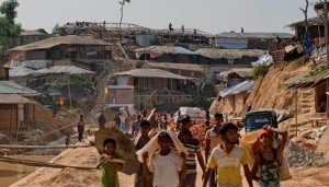 Rohingya camps in Bangladesh put under 'complete lockdown'