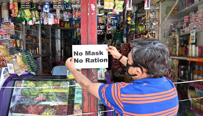 UP allows reopening of some shops selling non-essential goods in rural areas