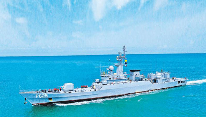 COVID-19: Lankan Navy intensifies patrolling to prevent spread of disease from India