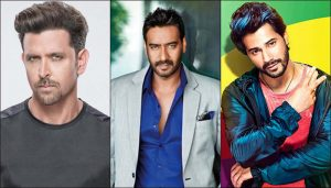 Hrithik, Ajay, Varun urge those recovered from COVID-19 to donate blood to fight virus