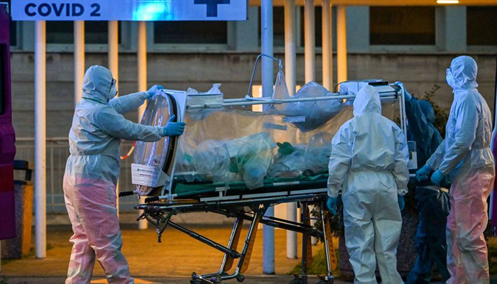 Global virus death toll passes 94,000, but some signs of hope
