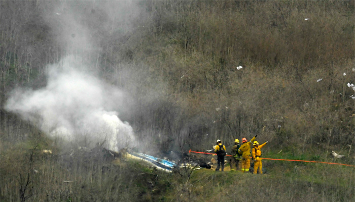 Families sue helicopter company in deadly Kobe Bryant crash