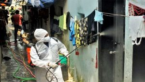 Another COVID-19 positive case in Mumbai's Dharavi slum
