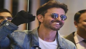 Hrithik Roshan reacts to Mumbai Police's April Fool Tweet