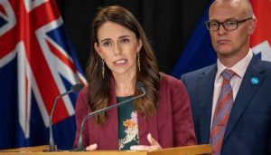 New Zealand PM Jacinda Ardern takes pay cut as virus hits economy